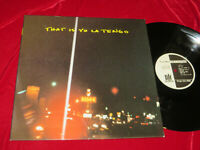 "Yo La Tengo – That Is   Germany City Slang 1991 12"" EP  Vinyl/Cover: excellent"