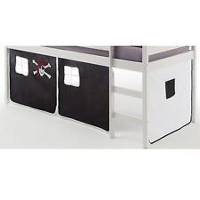 Rideaux pour lits superposés ou surélevés, motif pirate