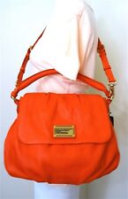 Marc by Marc Jacobs Classic Q LIL Ukita  Spiced Orange Leather Shoulder bag