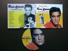 Elvis Presley - King Creole (25 track picture disc cd in digipak cover )
