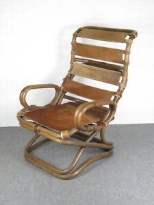 Tito Agnoli For Pierantonio Balan Armchair Design Wood And Skin