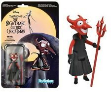 The Nightmare Before Christmas - Devil Funko Reaction Toy