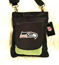 NFL SEATTLE SEAHAWKS  TRAVELER/CROSSBODY PURSE