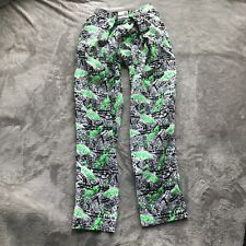 Gold Coast Ltd. Of Colorado Vtg 80's Fish Exercise Pants USA Men's XL Tall