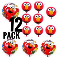 Elmo sesame street birthday party balloons pack FREE SHIPPING!