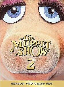 The Muppet Show: Season Two DVD