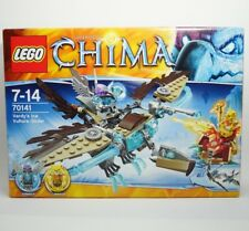 Lego Set 70141 Legends of Chima Vardy's Ice Vulture Glider Lundor (7-14) NEW
