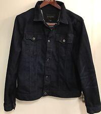 New BANANA REPUBLIC Size XL Dark Denim Jeans Jacket