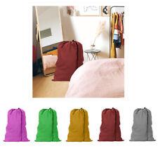 "6 Jumbo Sized Laundry Bag Hamper Large Heavy Duty 29""x 40"" College Home Dorm Gym"