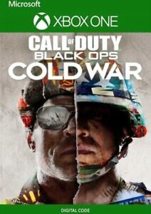 CALL OF DUTY BLACK OPS COLD WAR XBOX ONE/SERIES X|S DIGITAL KEY