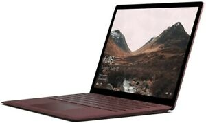Surface Laptop Burgundy i5 256GB SDD 8GB RAM with Surface Pen
