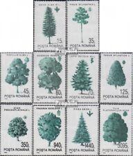 Roumanie 4982Y-4991Y (complète edition) neuf avec gomme originale 1994 timbres: