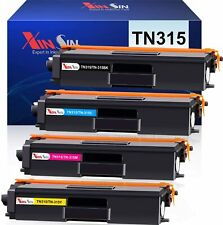 Toner Cartridge for Brother TN315 TN310 TN-315 TN-310 TN336 and others, 4pk NEW!