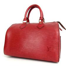 Authentic LOUIS VUITTON M43007 Epi Speedy 30 VI0952 Handbag Epi Leather[Used]