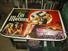LILI MARLENE/ ORIG. BRITISH QUAD MOVIE POSTER (FASSBINDER/SCHYGULLA/GIANNINI)