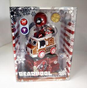 Hot Toys CSRD019 CosRider Deadpool Christmas Holiday Special