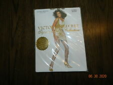Victoria's Secret Signature Gold Collection Oatmeal Hosiery Size Medium Glossy