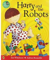Harry and the Robots, Whybrow, Ian, New, Book