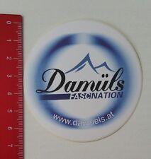 Aufkleber/Sticker: Damüls Fascination (080217203)