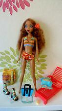 Barbie MY SCENE Jammin in Giamaica Westley Bambola Plus vestiti e accessori VHTF