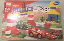 LEGO Duplo Cars 2 - 5819 completo di istruzioni e scatola originale