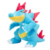 Pokemon Center Original Plush Doll Feraligatr (Ordile) JAPAN OFFICIAL