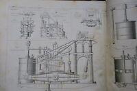 atlas du manuel de l'ouvrier chauffeur de la flotte 1863