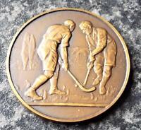 1950s British Army Northern Command UK Vintage Hockey Medal