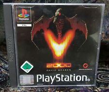 Play Station Spiel PS1 V2000 mit Anleitung Zustand OK + OVP