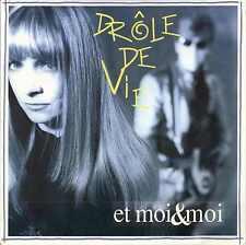 "ET MOI & MOI - DRÔLE DE VIE 1991 JEFF LYNNE FRENCH 7"" GLOSSY SLEEVE BMG PB 44531"