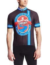 NWT Mens Medium Sugoi Pilsner Cycling Bike Biking Jersey