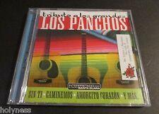 LOS PANCHOS / TRIBUTO A LOS GRANDES / CD
