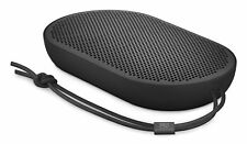B&O Bang and Olufsen BeoPlay Portable Bluetooth P2 Wireless Speaker  - Black