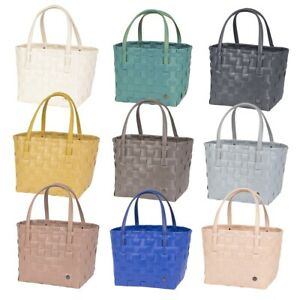 Handed By Korbtasche *Color Match* Einkaufskorb Shopper Recycled Plastic