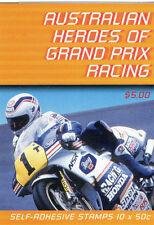 AUSTRALIA 2004 BOOKLET - AUSTRALIAN HEROES OF GRAND PRIX RAXING