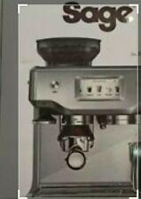 Sage The Barista Touch Silber automatischer Milchtexturierung