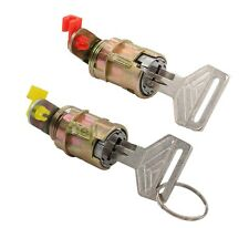 Door Lock Cylinder Tumbler Keys Set For Toyota 4Runner Pickup Truck