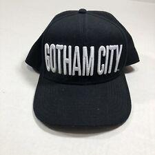 bb57609e9fa81 Gotham City SnapBack Hat Batman Dc Comics Joker Suicide Squad Justice League