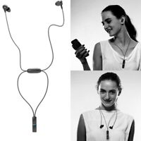 Hi-Fi Sound Sports Headset Wireless Earphones Mic Premium for Smartphones