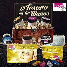 fantasy nails acrylic Tesoro Collection