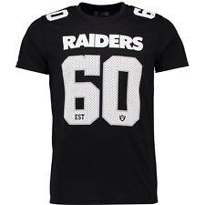 NFL RAIDERS NEW ERA T-SHIRT - MEDIUM