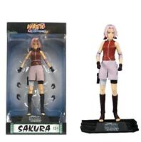 "Naruto Shippuden 7"" Sakura Action Figure Toy McFarlane Toys Boxed New"