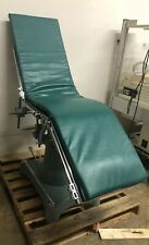 Aloe Or Table Medical Antique Vintage Hydraulic Operating Surgery Surgical Movie