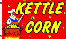 3x5 Ft Kettle Corn flag rf