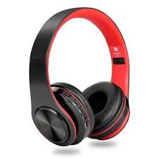 Over Ear Bluetooth Headphones, Foldable Hi-Fi Deep Bass Wireless Headphones