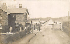 Poulton le Fylde posted Shard Toll Bridge over River Wyre from Singleton.