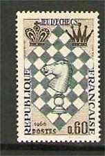 TIMBRE 1480 NEUF XX - FESTIVAL INTERNATIONAL D' ECHECS AU HAVRE