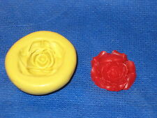 Rose Flower Silicone Mold 636 For Candy Soap Craft Chocolate Resin Soap