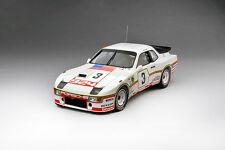 PORSCHE 924 Carrera GTR 24h Le Mans 1980 #3 Bell Holbert RAR Resin TSM 1:18