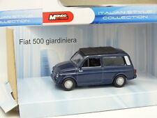 Mondo 1/43 - Fiat 500 Gärtner